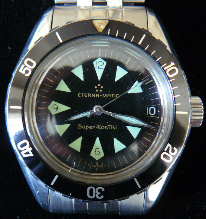 Eterna Matic Super Kontiki Eterna Matic Super Kontiki