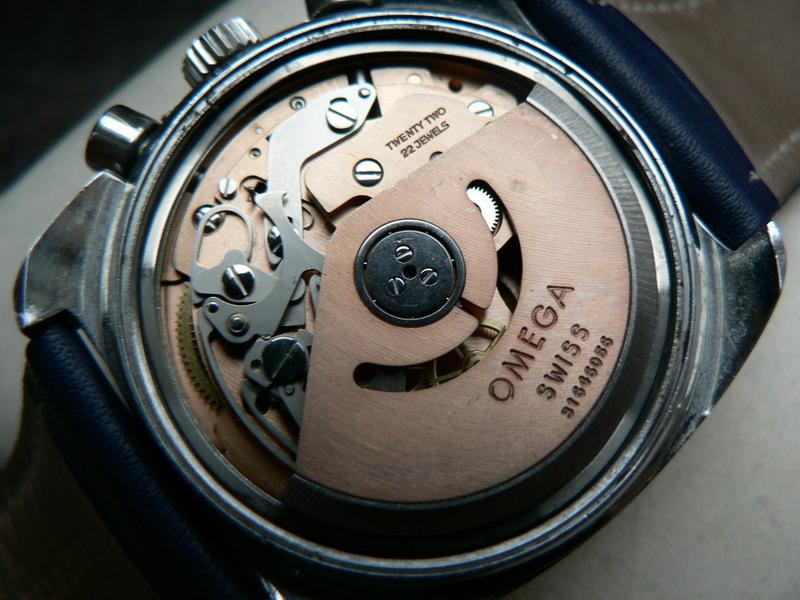 omega seamaster ur
