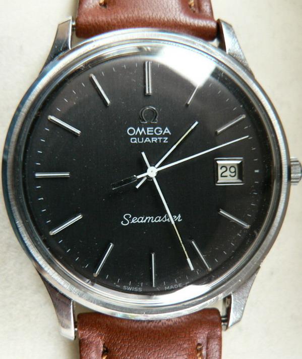 Omega Planet Ocean Quartz